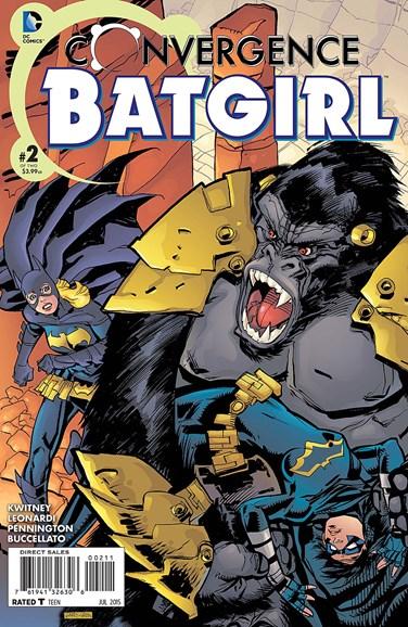 Batgirl Cover - 7/1/2015