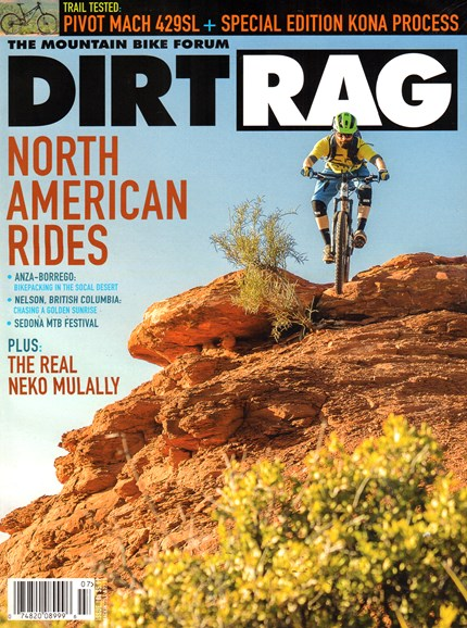 Dirt Rag Cover - 5/15/2015
