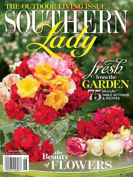 Southern Lady Cover - 5/1/2015