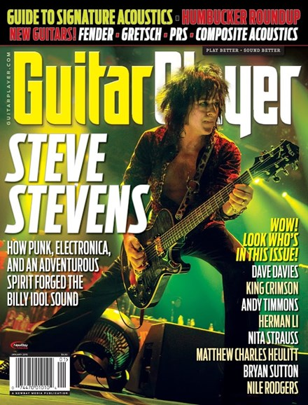 Guitar Player Cover - 1/1/2015