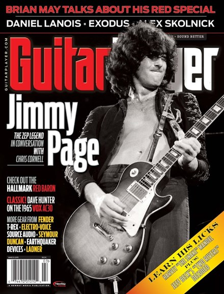 Guitar Player Cover - 3/1/2015