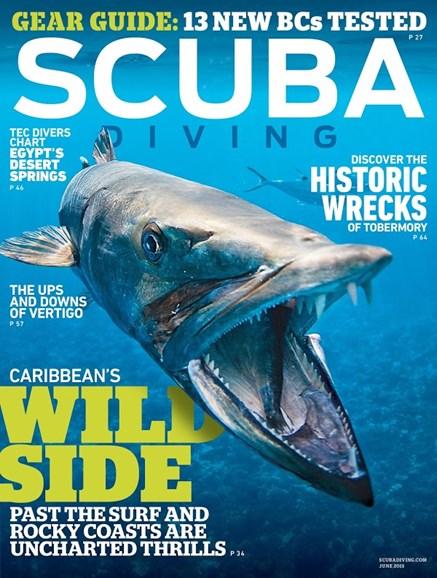 Scuba Diving Cover - 6/1/2015