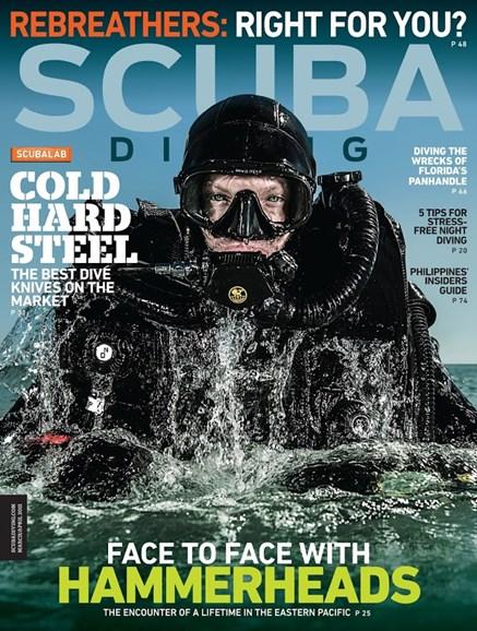 Scuba Diving Cover - 3/1/2015