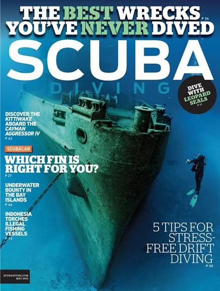 Scuba Diving Cover - 5/1/2015