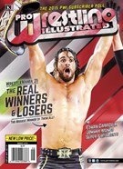Pro Wrestling Illustrated 8/1/2015