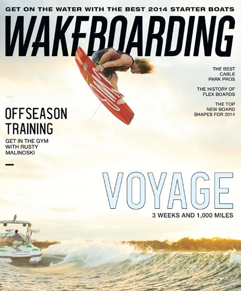 Wake Boarding Cover - 3/1/2014