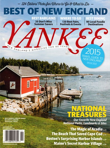Yankee Cover - 5/1/2015