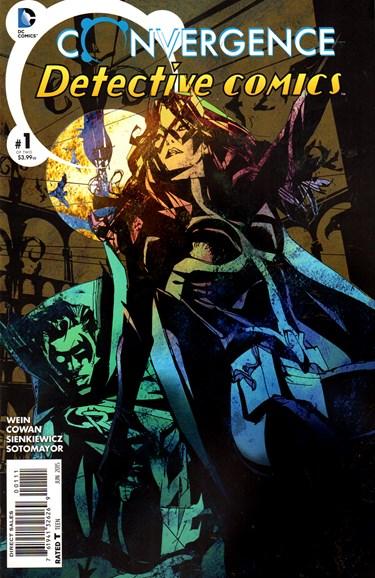 Detective Comics Cover - 6/1/2015