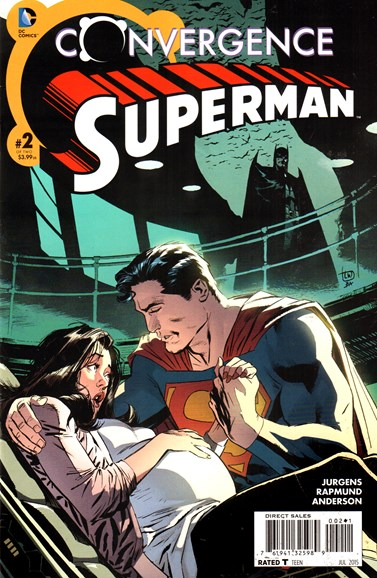 Superman Cover - 7/1/2015
