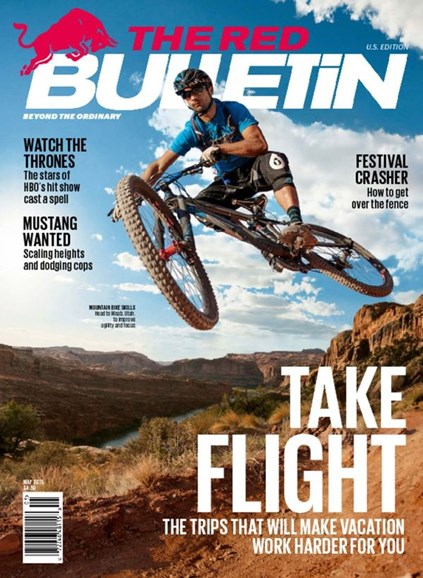 The Red Bulletin Cover - 5/1/2015