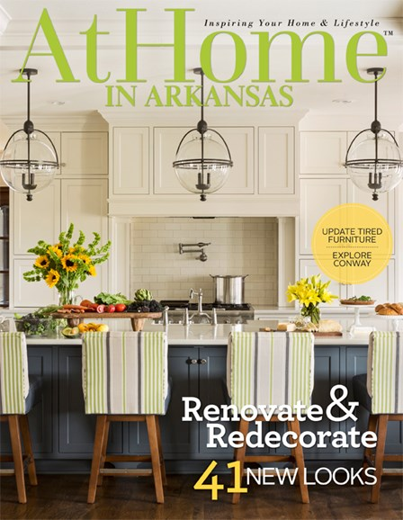 At Home In Arkansas Cover - 5/1/2015
