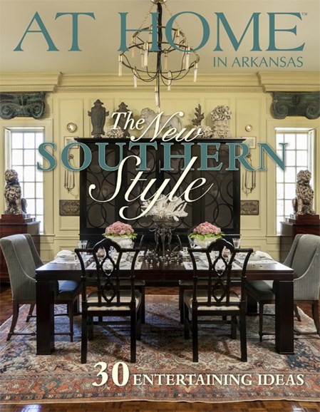 At Home In Arkansas Cover - 11/1/2014