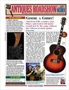 Antiques Roadshow Insider 11/1/2011