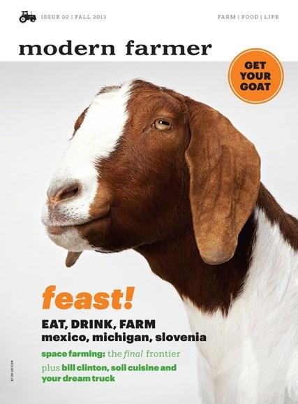 Modern Farmer Cover - 9/1/2013