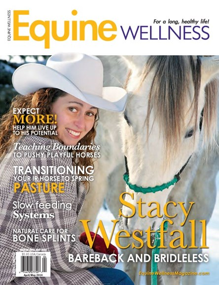 Equine Wellness Cover - 4/1/2014