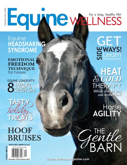 Equine Wellness Cover - 12/1/2014