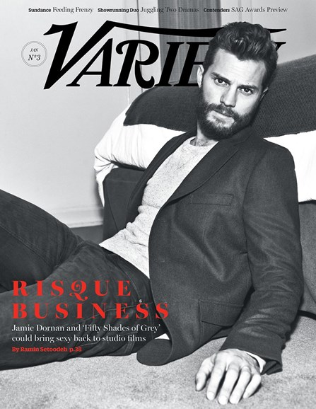 Variety Cover - 1/22/2015