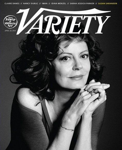 Variety Cover - 4/22/2013