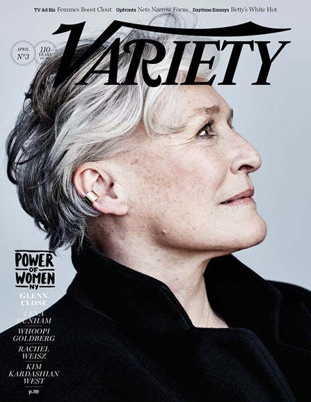 Variety Cover - 4/21/2015