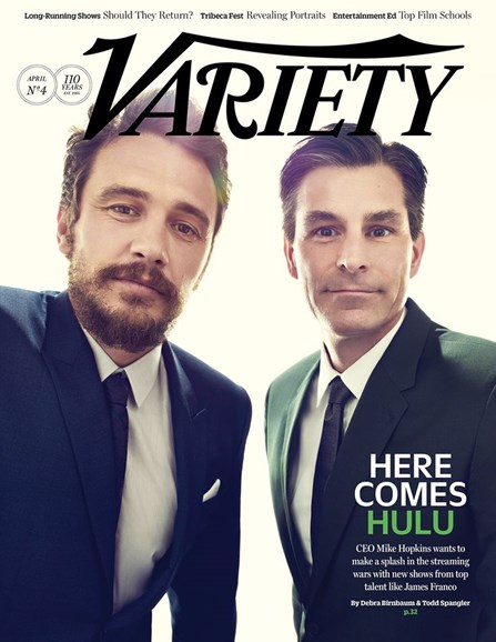 Variety Cover - 4/28/2015