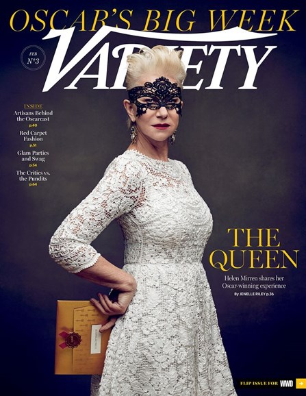 Variety Cover - 2/17/2015