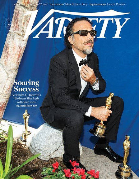 Variety Cover - 2/25/2015