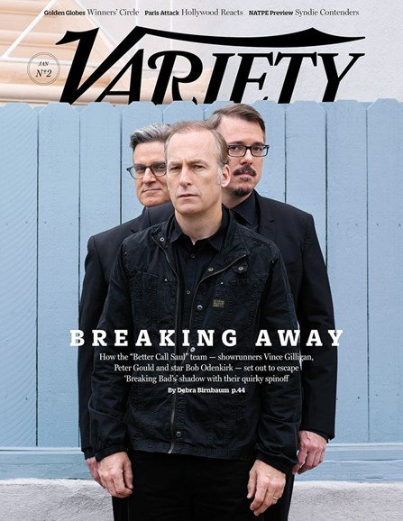Variety Cover - 1/14/2015