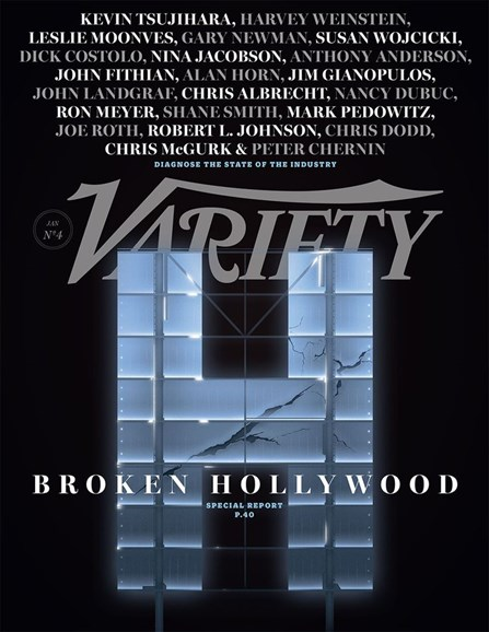 Variety Cover - 1/28/2015