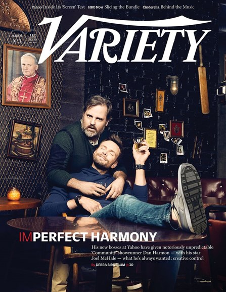 Variety Cover - 3/17/2015