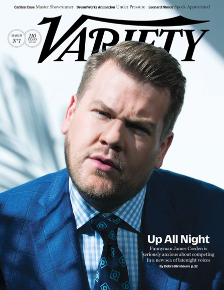Variety Cover - 3/3/2015