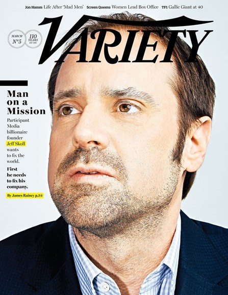 Variety Cover - 3/31/2015