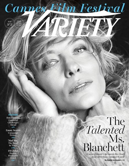 Variety Cover - 5/12/2015