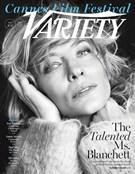 Weekly Variety Magazine 5/12/2015