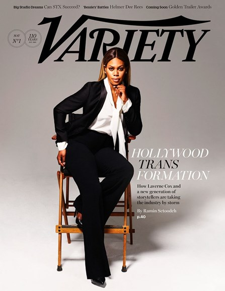 Variety Cover - 5/5/2015