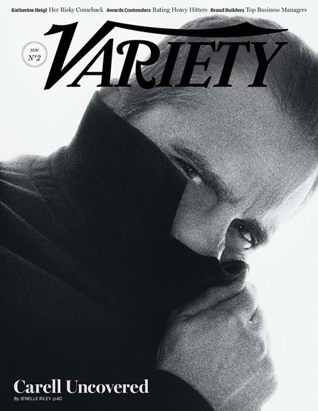 Variety Cover - 11/11/2014