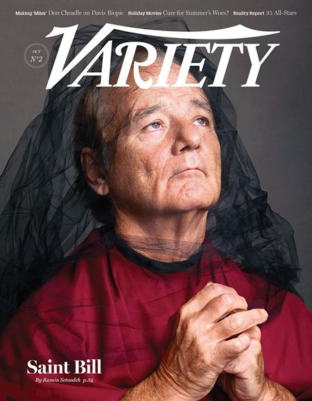 Variety Cover - 10/14/2014