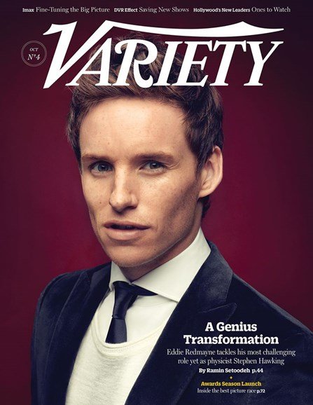 Variety Cover - 10/28/2014