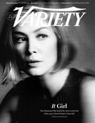 Weekly Variety Magazine 9/30/2014