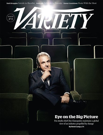 Variety Cover - 8/19/2014