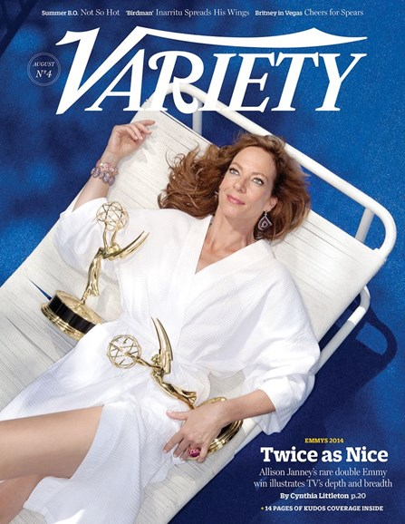 Variety Cover - 8/28/2014