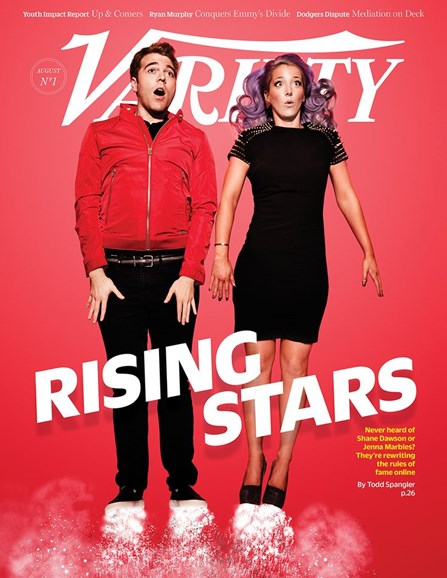 Variety Cover - 8/5/2014