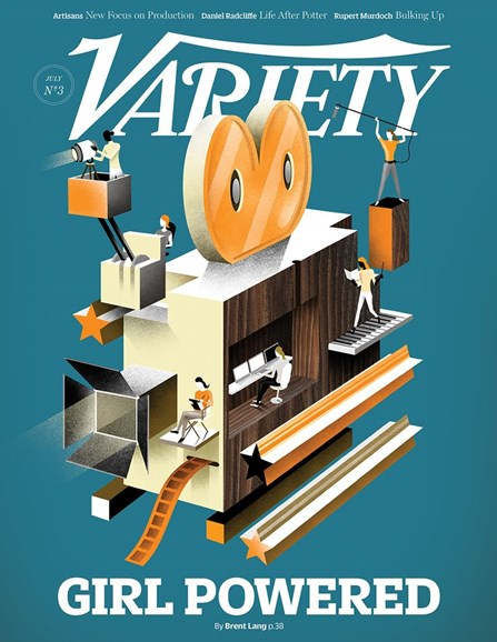 Variety Cover - 7/29/2014