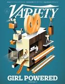 Weekly Variety Magazine 7/29/2014