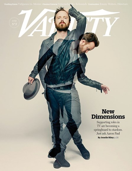 Variety Cover - 6/17/2014