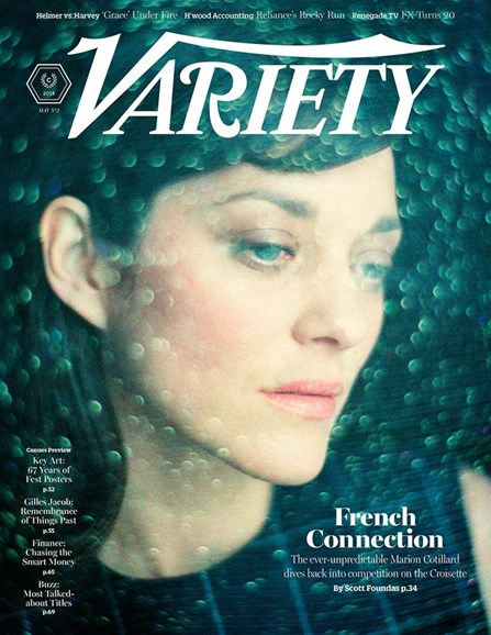 Variety Cover - 5/13/2014