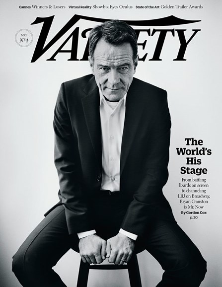 Variety Cover - 5/27/2014