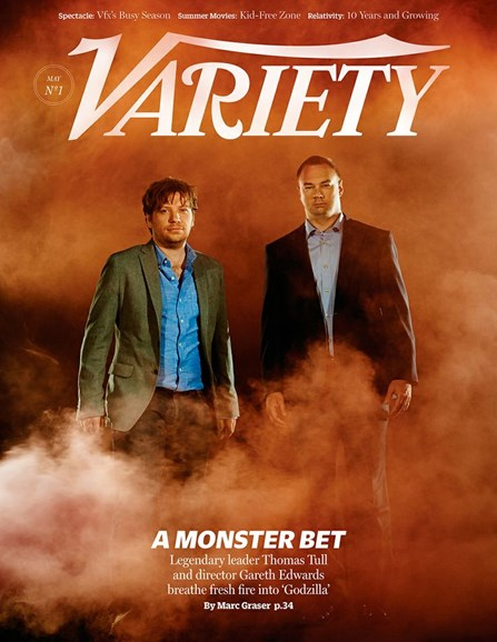 Variety Cover - 5/6/2014