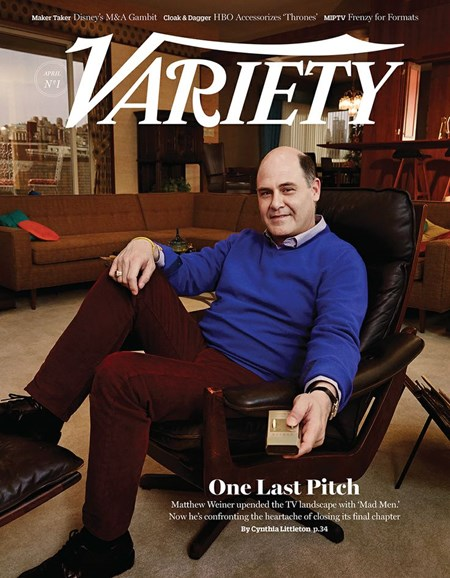 Variety Cover - 4/1/2014