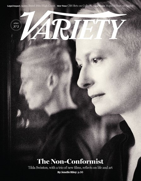 Variety Cover - 4/15/2014