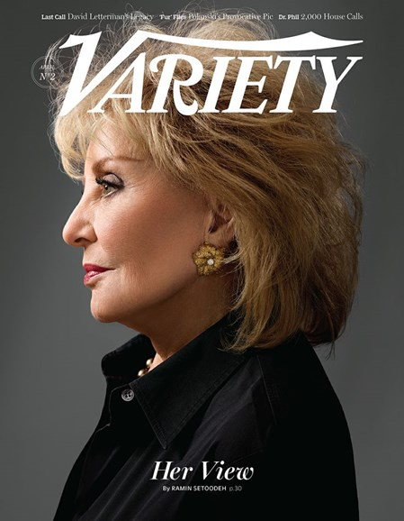 Variety Cover - 4/8/2014